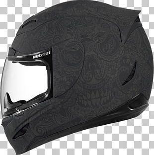 Motorcycle Helmets Integraalhelm Motorcycle Sport Icon Airmada Helmet PNG