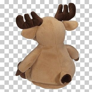 Moose Embroidery Reindeer Animal New Port Richey PNG