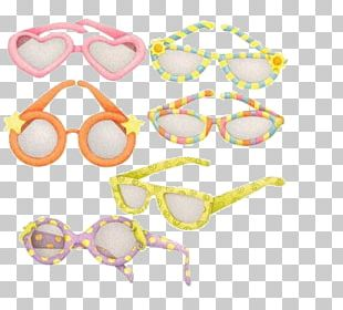 Glasses Drawing Illustration PNG
