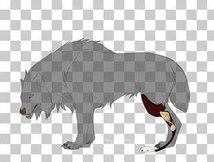 Dog Werewolf Black Wolf PNG