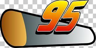 Lightning McQueen Car Headlamp PNG