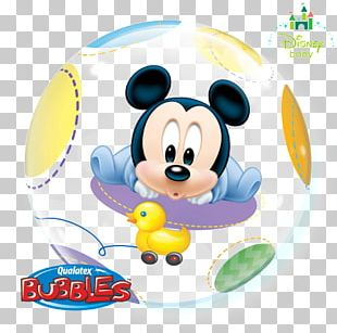 Mickey Mouse Minnie Mouse Epic Mickey Balloon The Walt Disney Company PNG