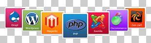 Website Development PHP WordPress Content Management System Joomla PNG