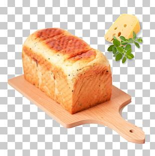 Ice Cream Cake Breakfast Milk Bread PNG