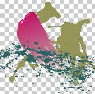 Inkstick Pigment PNG