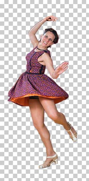 Modern Dance Costume PNG