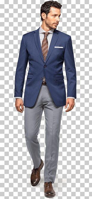Blazer Suit Fashion Jacket Model PNG