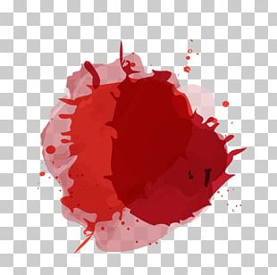 Red Ink PNG