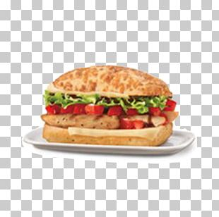Chicken Sandwich Bruschetta Fast Food Dairy Queen Barbecue Chicken PNG