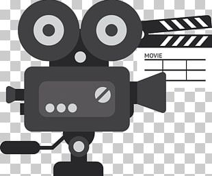 Video Camera Movie Projector PNG