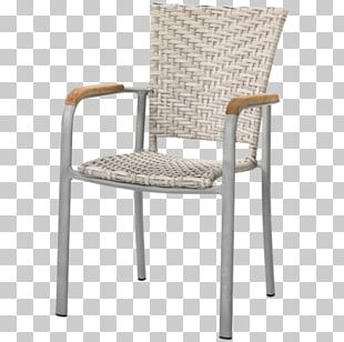 Wing Chair Wicker Garden Furniture Folding Chair PNG