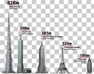 Burj Khalifa Jeddah Tower Willis Tower Building PNG