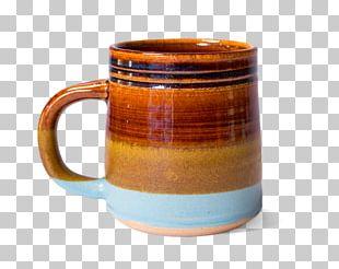 Coffee Cup Ceramic Pottery Mug PNG