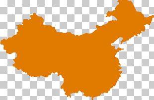 History Of China Map PNG