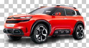 Citroxebn C5 Aircross Citroxebn C4 Cactus Car Sport Utility Vehicle PNG