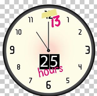 Hour Clock Time Night Week PNG