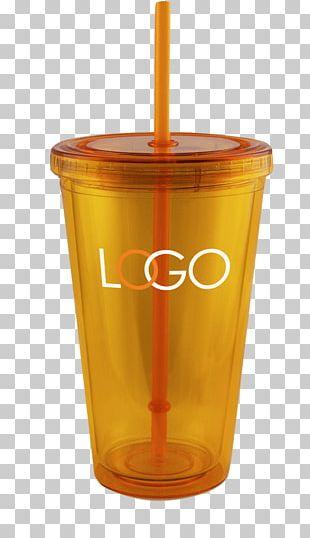 Orange Drink Plastic Lid PNG