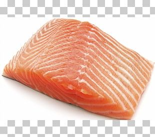 Salmon Fish Fillet Steak Seafood PNG
