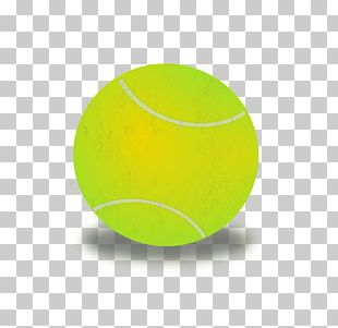 Tennis Ball American Football Green PNG