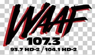 WAAF Westborough Boston Radio Station FM Broadcasting PNG
