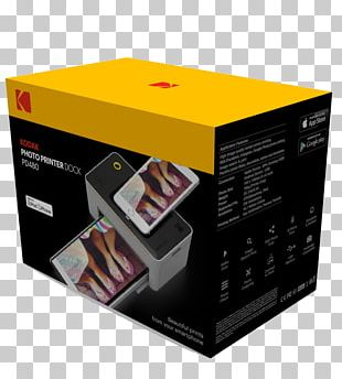 Kodak Photo Printer Dock PD-450 Dye-sublimation Printer Printing PNG