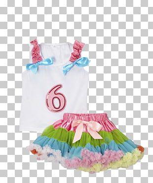 Clothing Ruffle Dress Tutu Headband PNG
