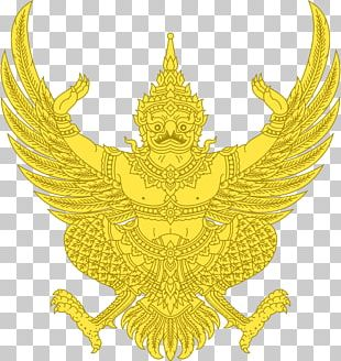 Emblem Of Thailand Garuda National Emblem Of Indonesia PNG