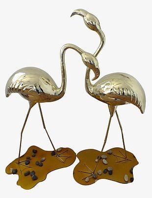 Red-crowned Crane Artwork PNG