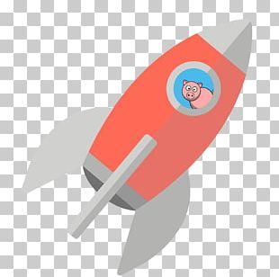Vehicle Rocket Font PNG