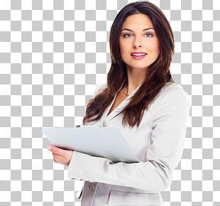 Businessperson Female Entrepreneurs Leadership Business Plan PNG