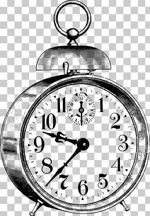 Alarm Clocks Clock Face PNG