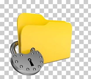 Lock Directory Computer File PNG