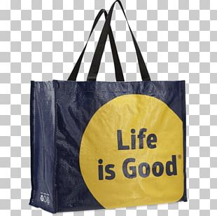 Sticker Life Is Good Company Wall Decal Die Cutting PNG