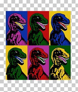 T-shirt Tyrannosaurus Dinosaur Velociraptor Jurassic Park PNG