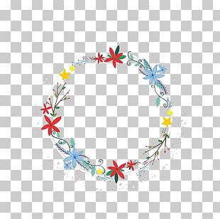 Wreath Garland Flower PNG