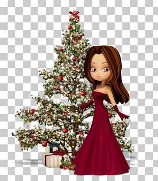 Christmas Tree New Year Christmas Ornament Party PNG