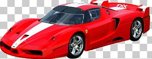 Enzo Ferrari Ferrari FXX LaFerrari Car PNG