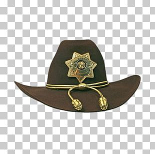 Hat Police Officer Sombrero Badge PNG