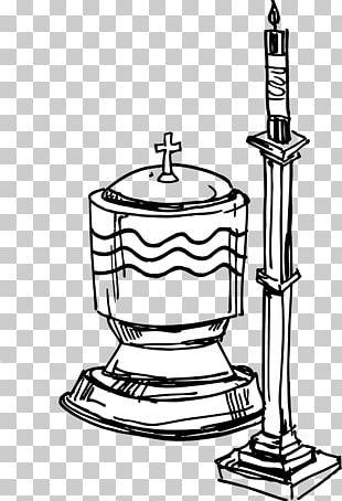 The Sacrament Of Baptism Temple Baptismal Font PNG