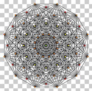 Circle Geometry Polygon Fibonacci Number PNG