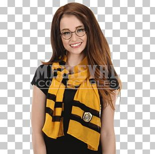Helga Hufflepuff Fictional Universe Of Harry Potter Scarf Hogwarts School Of Witchcraft And Wizardry PNG