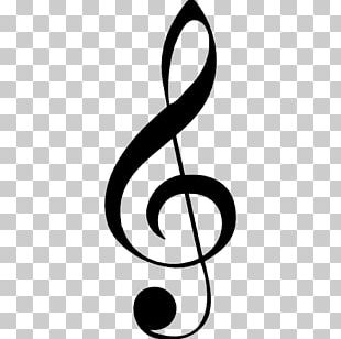 Clef G Treble Musical Note PNG