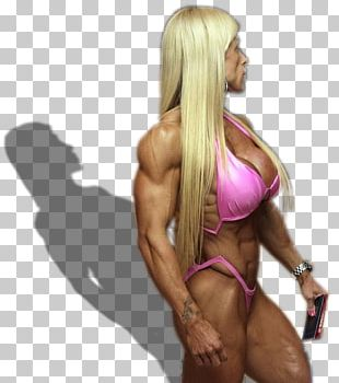 Female Bodybuilding Physical Fitness Fitness And Figure Competition Weight Training PNG