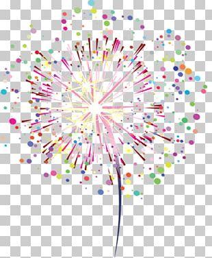 Fireworks Explosion PNG