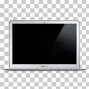 Macbook Air Laptop PNG