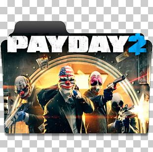 Payday 2 Payday: The Heist Video Game PlayStation 3 Overkill Software PNG