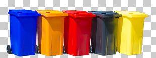 Rubbish Bins & Waste Paper Baskets Plastic Wheelie Bin PNG