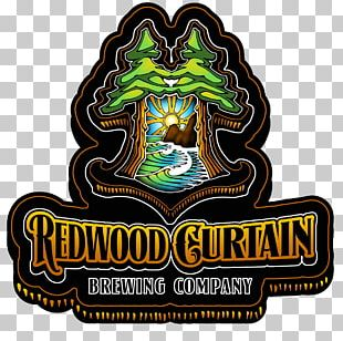 Redwood Curtain Brewing Company Beer Eureka Budweiser India Pale Ale PNG