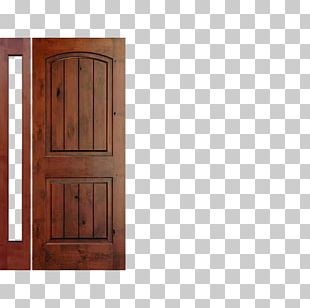 Hardwood House Wood Stain Cupboard PNG
