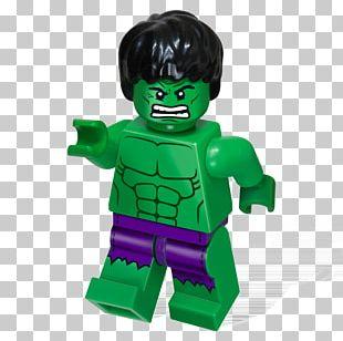 Lego Marvel Super Heroes Lego Marvel's Avengers Hulk Captain America Lego Minifigure PNG
